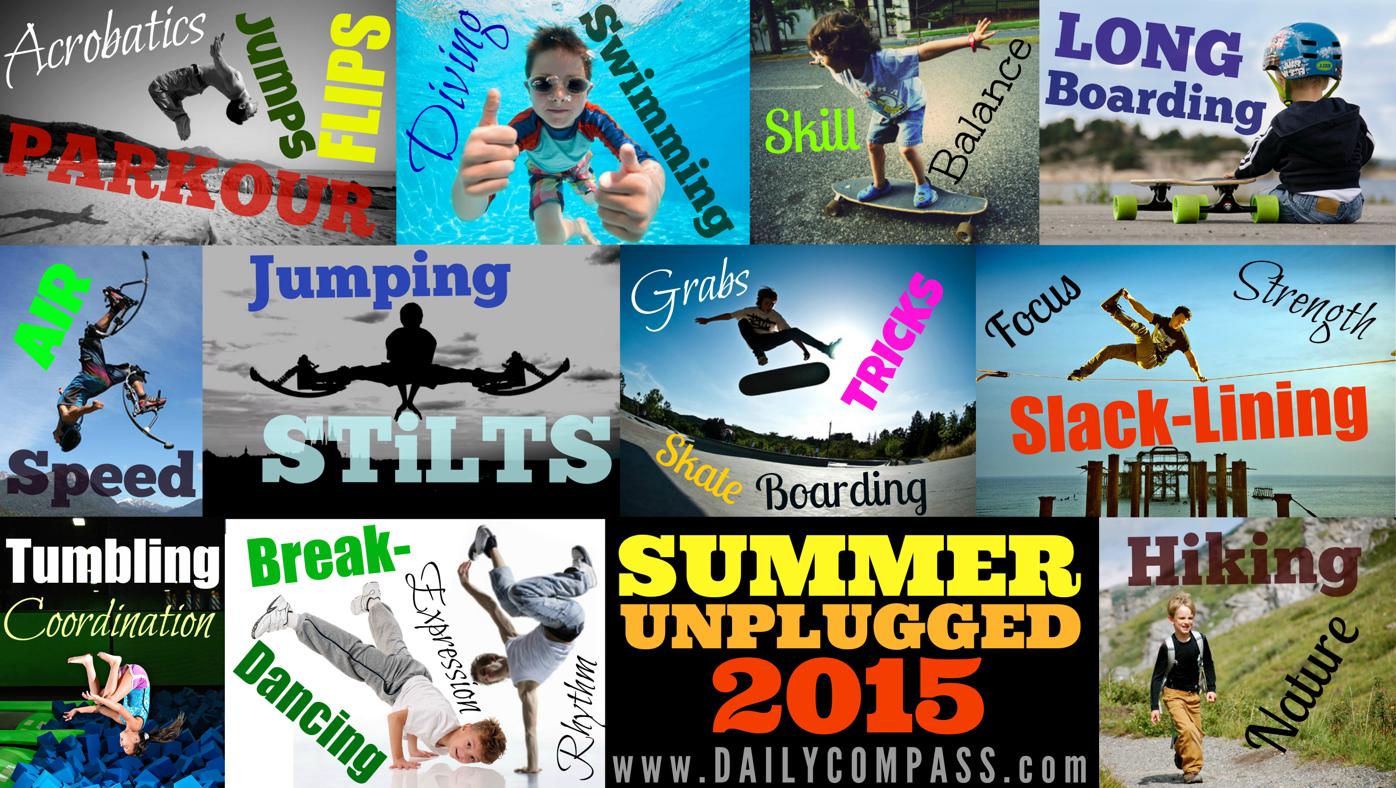 SUMMER UNPLUGGED 2015